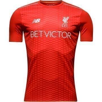 Liverpool Pre Match Treenipaita Punainen