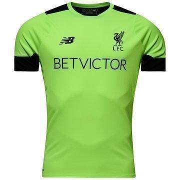 Liverpool Pro Treenipaita Neon/Musta