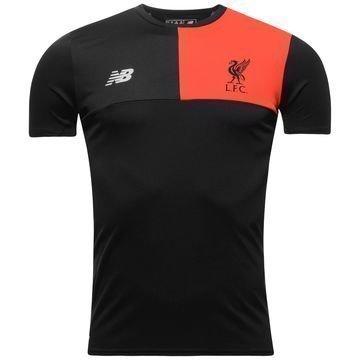 Liverpool Treenipaita Musta/Punainen Lapset