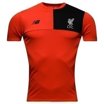 Liverpool Treenipaita Punainen/Musta Lapset
