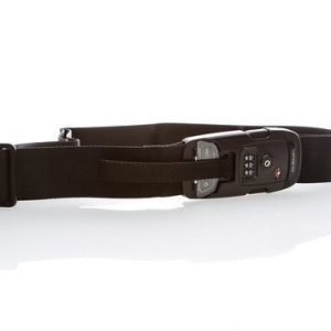 Luggage Strap with Combi Lock and Scale