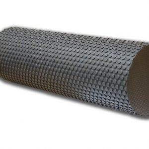 Lyhyt Foam Roller pilatesrulla 45 cm EVA