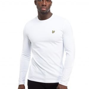 Lyle & Scott Classic Long Sleeve T-Shirt Valkoinen