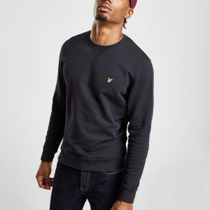 Lyle & Scott Core Crew Sweatshirt Musta