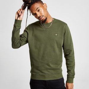 Lyle & Scott Core Crew Sweatshirt Vihreä