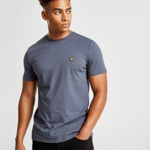 Lyle & Scott Short Sleeve Core T-Paita Harmaa