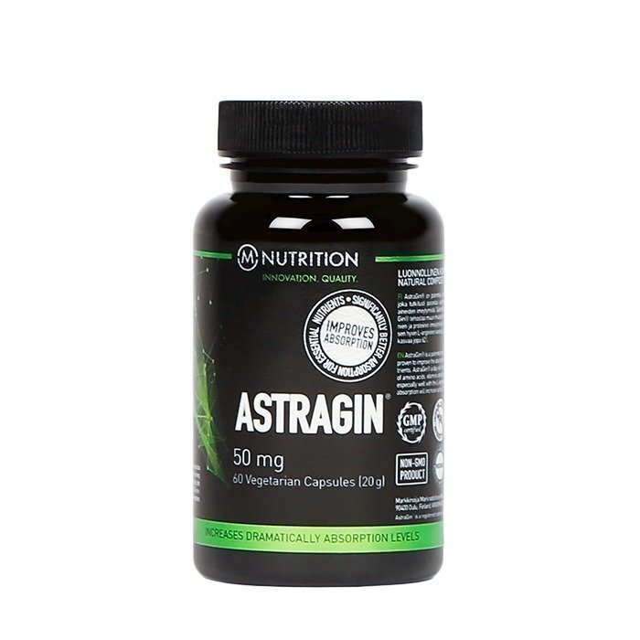 M-Nutrition AstraGin 60 caps