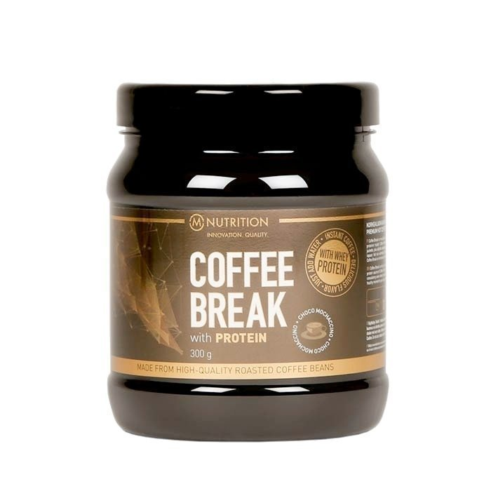 M-Nutrition Coffee Break 300 g Black Coffee