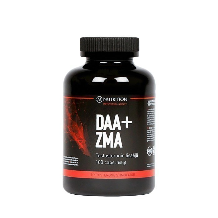 M-Nutrition DAA+ZMA 180 caps
