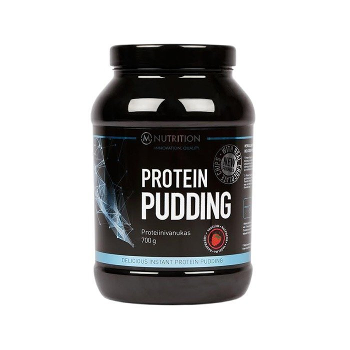 M-Nutrition Protein Pudding 700 g Raspberry