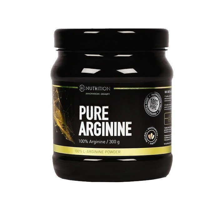 M-Nutrition Pure Arginine 300 g Unflavored