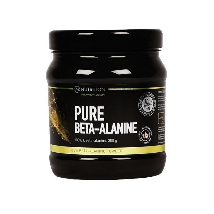 M-Nutrition Pure Beta-alanine 300 g Unflavored