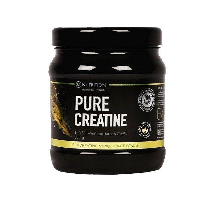 M-Nutrition Pure Creatine 300 g Unflavored