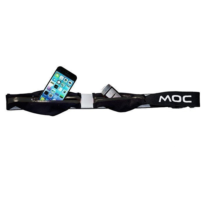 MOC Expandable 2Pocket for Iphone/Smartphone black
