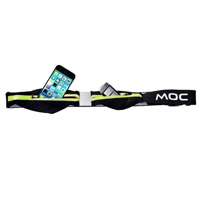 MOC Expandable 2Pocket for Iphone/Smartphone lime