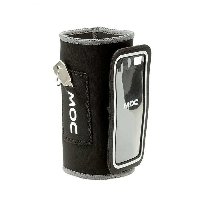 MOC Neoprene Overarm Black/Slip In Bag Iphone 6/Smartphone X-large