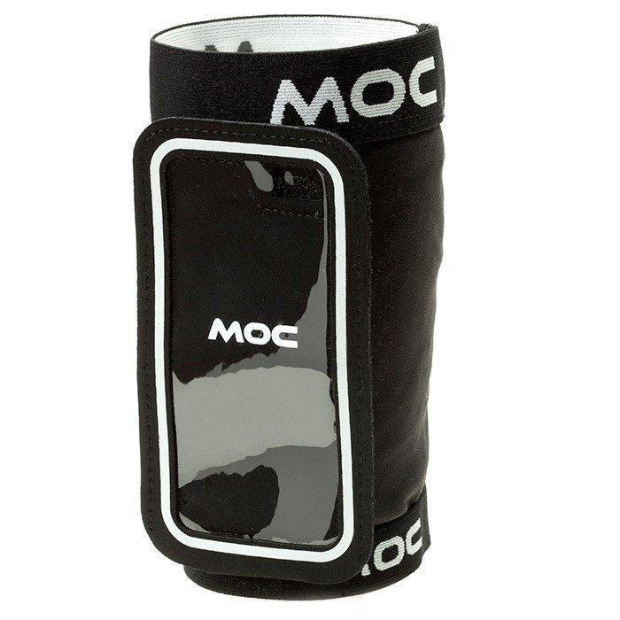 MOC Stretch Overarm black/Slip In Bag Iphone 6/Smartphones XL black