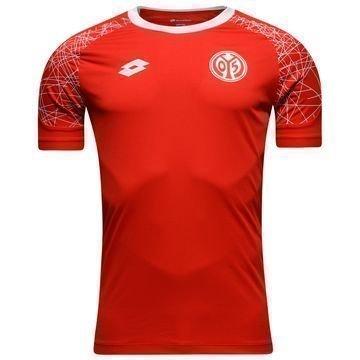 Mainz 05 Treenipaita Punainen/Valkoinen