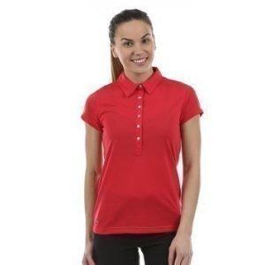 Malou Cap/S Polo Shirt