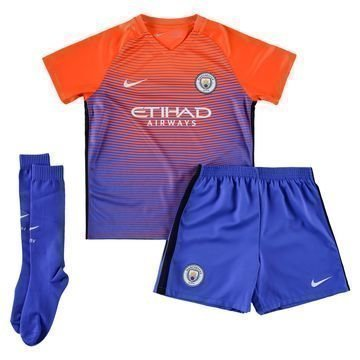 Manchester City 3. Paita 2016/17 Minipeliasu Lapset