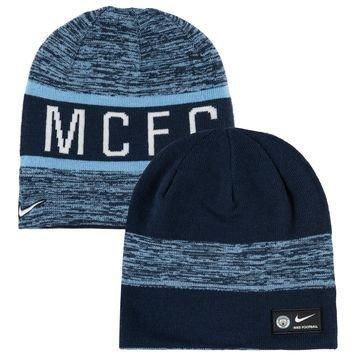 Manchester City Käännettävä Pipo Sininen/Navy