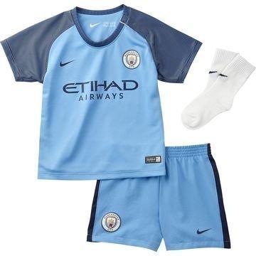 Manchester City Kotiasu 2016/17 Mini-Kit Lapset