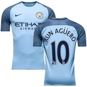 Manchester City Kotipaita 2016/17 KUN AGÜERO 10