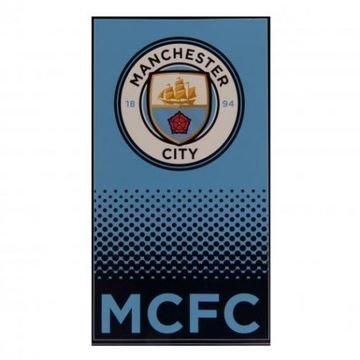 Manchester City Pyyhe Sininen