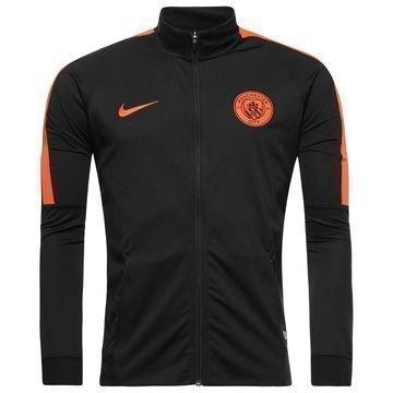 Manchester City Treenitakki Dry Musta/Oranssi