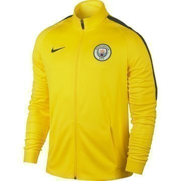 Manchester City Treenitakki Strike Keltainen/Harmaa