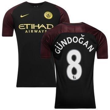 Manchester City Vieraspaita 2016/17 Lapset GUNDOGAN 8