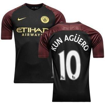 Manchester City Vieraspaita 2016/17 Lapset KUN AGÜERO 10