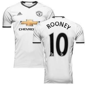 Manchester United 3. Paita 2016/17 ROONEY 10 Lapset