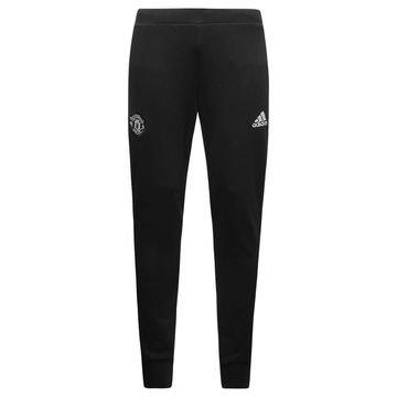 Manchester United Harjoitushousut Sweat Musta/Valkoinen