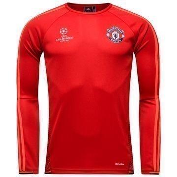 Manchester United Harjoituspaita Champions League Punainen/Musta