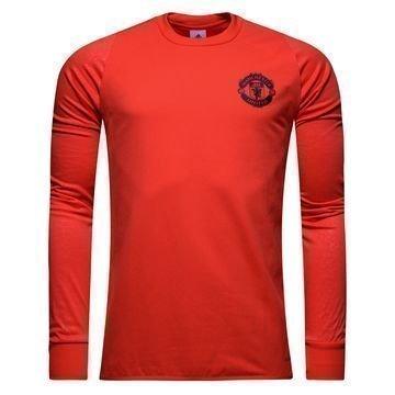Manchester United Harjoituspaita Punainen/Harmaa