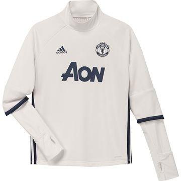 Manchester United Harjoituspaita Valkoinen/Navy/Sininen Lapset