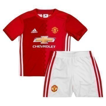Manchester United Kotipaita 2015/16 Minikit Lapset