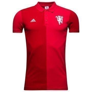 Manchester United Pikee Punainen