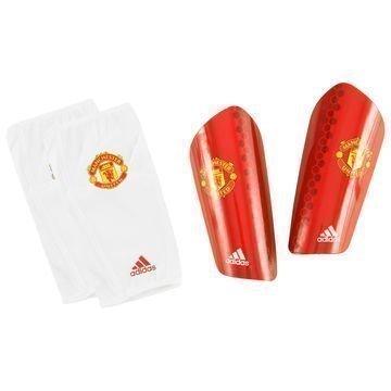 Manchester United Säärisuojat Pro Lite Punainen/Valkoinen
