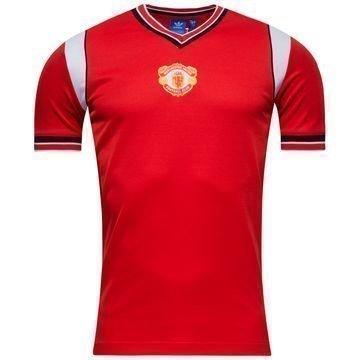 Manchester United T-paita '85 Originals Punainen