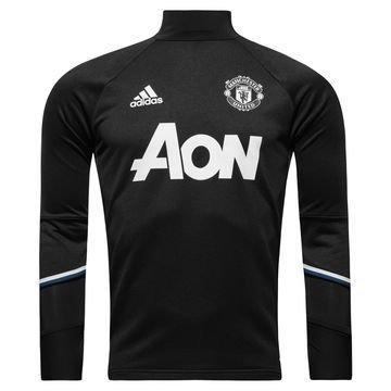 Manchester United Verryttelypaita Musta/Valkoinen