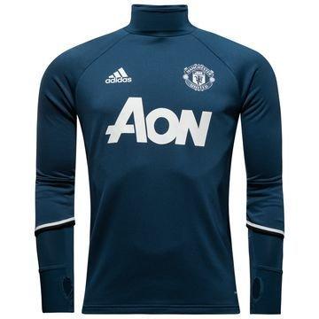 Manchester United Verryttelypaita Navy/Valkoinen