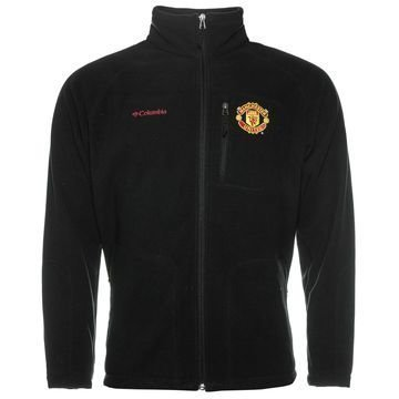 Manchester United x Columbia Takki Titan Pass 2.0 Fleece Musta