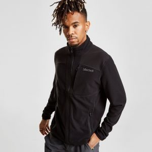 Marmot Reactor Polar Fleece Track Top Musta