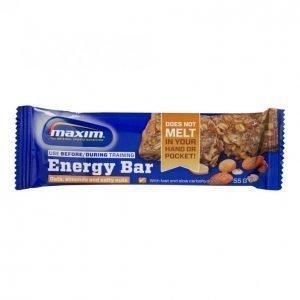 Maxim Energiapatukka 55g Kaura-Manteli-Pähkinä