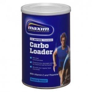 Maxim Hiilihydraattijauhe 500g Carbo Loader