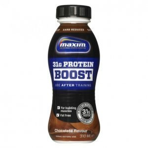 Maxim Proteiinijuoma 310ml Chocolate