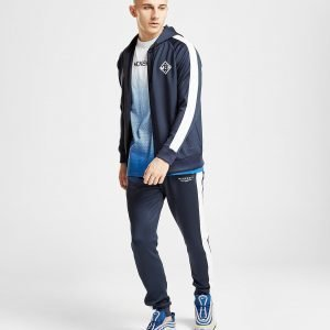 Mckenzie Culumus Poly Zip Through Hoodie Sininen