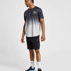 Mckenzie Dissolve Poly T-Shirt Musta